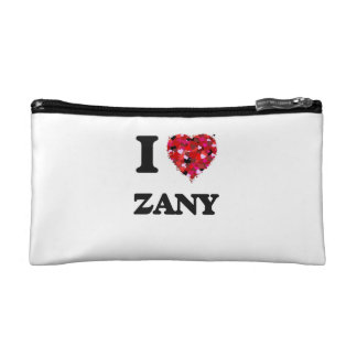 I love Zany Makeup Bags