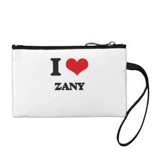 I love Zany Change Purses