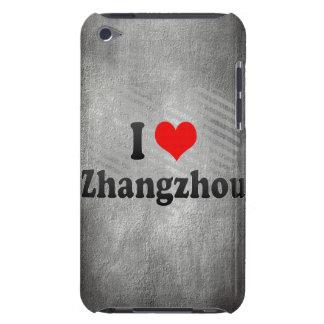 I Love Zhangzhou, China. Wo Ai Zhangzhou, China iPod Touch Case