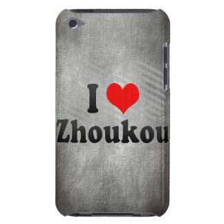 I Love Zhoukou, China iPod Case-Mate Case
