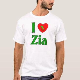I Love Zia T-Shirt