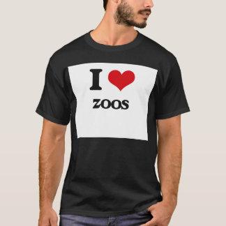 I love Zoos T-Shirt