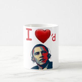 I loved Obama! Mug
