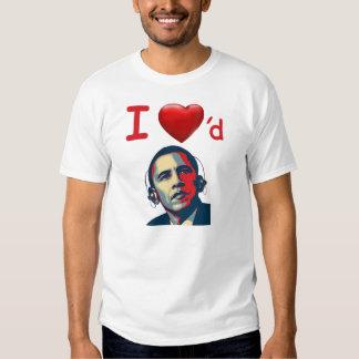 I loved Obama Tee