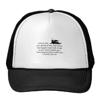 I LOVED YOU SO TRUCKER HAT