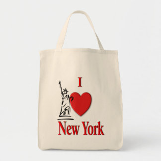 I Lover NY Tote Bag