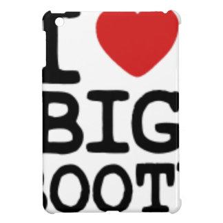 I LOVGE BIG BOOTY iPad MINI CASES