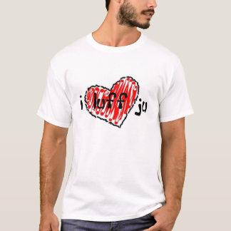 i luff ju T-Shirt