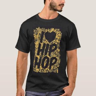 i luv hiphop t-shirt