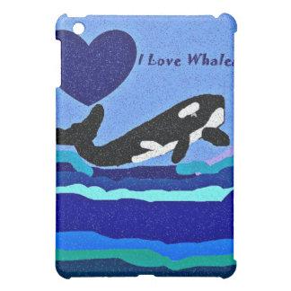 i luv killer whales speck case iPad mini case