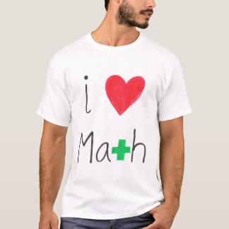 I Luv Math T-Shirt
