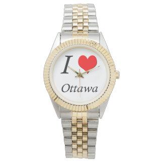 I LUV Ottawa Women's watch