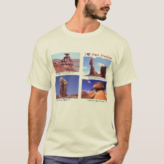 I Luv Red Rocks T-Shirt