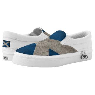 I Luv Scotland Slip On Shoes