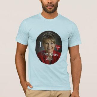 I Luv The Gov T-Shirt