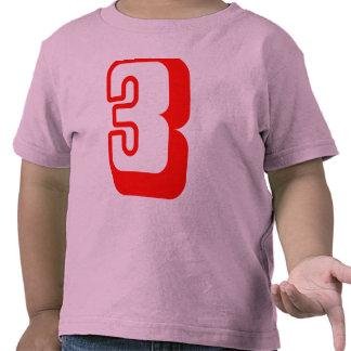 I m 3 years old Tee shirt
