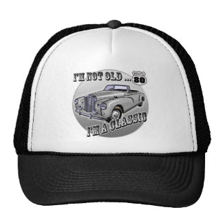 I m A Classic 80th Birthday Gifts Trucker Hat