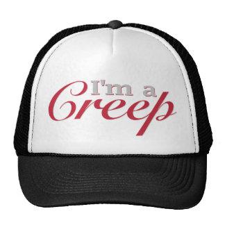 I m a Creep Mesh Hat