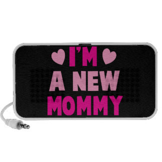 I m a NEW MOMMY iPod Speaker