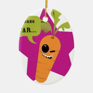 i m a porn star © Les Hameçons Cibles Christmas Ornament