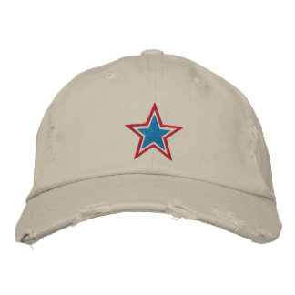 I m A Star Embroidered Baseball Caps