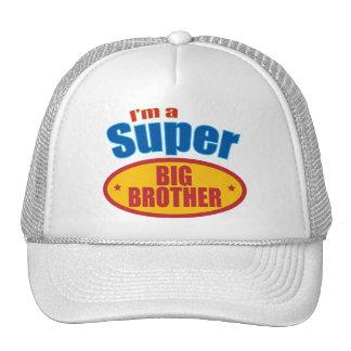 I m a Super Big Brother Hat