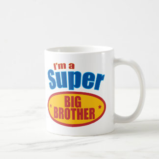 I m a Super Big Brother Coffee Mug