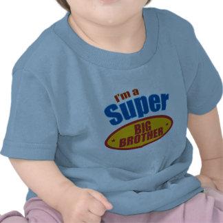 I m a Super Big Brother Tshirts