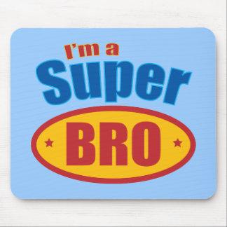 I m a Super Bro Super Hero Brother Mousepad