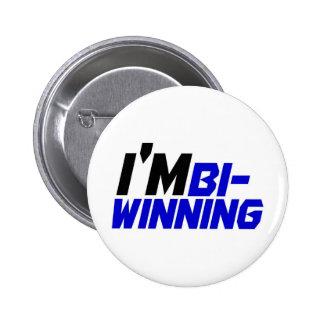 I m Bi- Winning Buttons