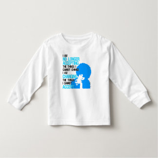 I'm Changing Things Toddler Long Sleeve T-Shirt