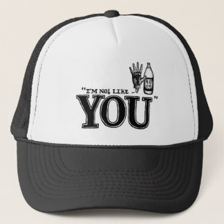 I´m emergency like you - Cap - Truckercap -