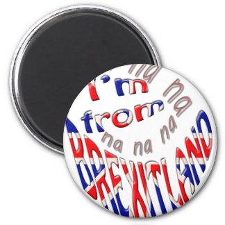I,m from brexitland magnet
