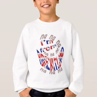 I,m from brexitland sweatshirt