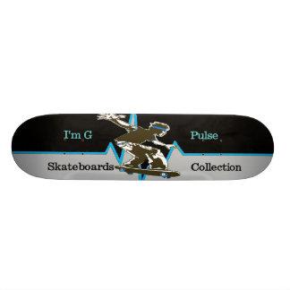 I m G Skateboards Pulse Collection 1