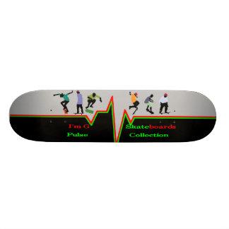 I m G Skateboards Pulse Collection 3