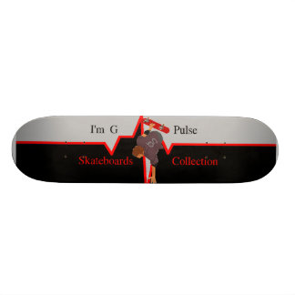 I m G Skateboards Pulse Collection 4