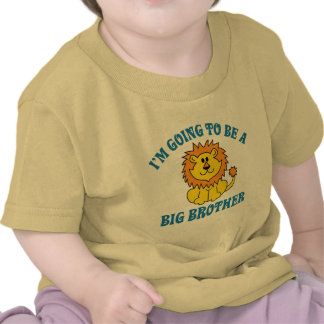 I m Going To Be A Big Brother Shirts