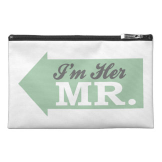 I m Her Mr Green Arrow Travel Accessories Bags