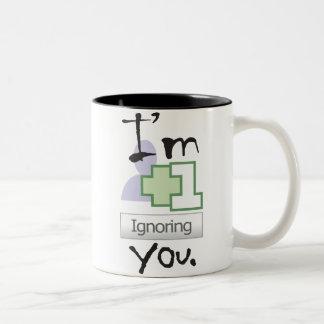 I m Ignoring You Mug
