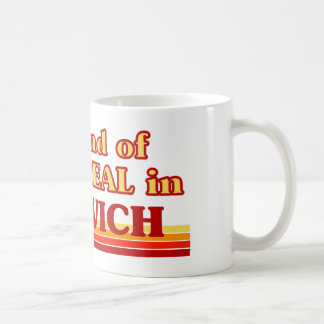 I´m kind of a big deal in Norwich Coffee Mug