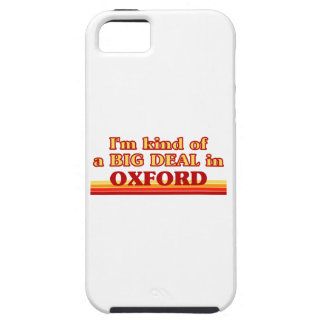 I´m kind of a big deal in Oxford Tough iPhone 5 Case