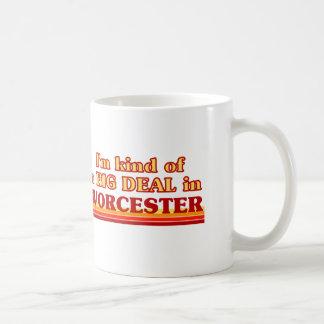 I´m kind of a big deal in Worcester Coffee Mug