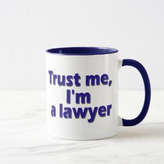 I`m Lawyer Mug