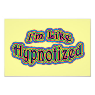I m Like Hypnotized Photo