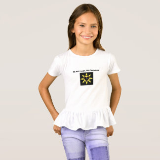 I'm not lazy, I'm Creative p79 T-Shirt