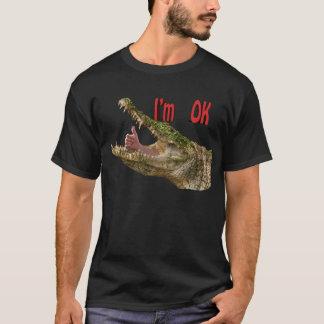 i,m ok croc T-Shirt