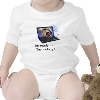 I m ready for Technology T Shirts
