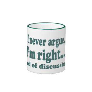 I m Right Mugs