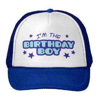 I m the Birthday Boy Trucker Hat